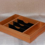 Beautiful Solid Cherry Tray