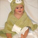 Piglet Bath Wrap