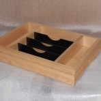 Beautiful Solid Maple Tray