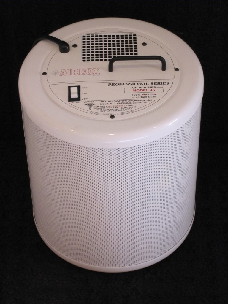Aireox Air Purifier Aireox Model 45 Coconut Shell Carbon