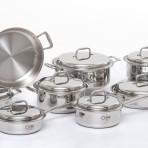 15 Piece Cookware Set
